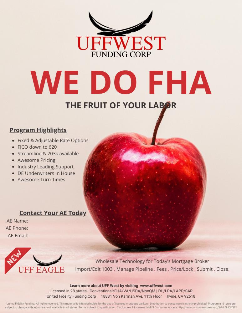 We Do FHA